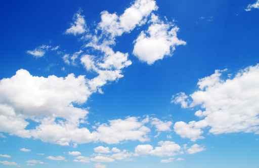 Fototapety niebo, chmury
