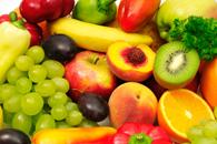 Fototapety owoce