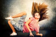 Fototapety taniec