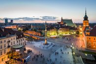 Fototapety Warszawa