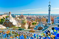Fototapety Barcelona