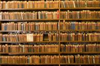 Fototapety biblioteka