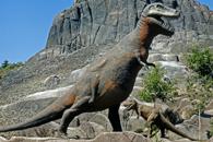 Fototapety Dinozaury