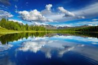 Fototapety jezioro