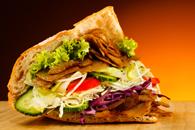 Fototapety Kebab