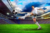 Fototapety Piłka nożna