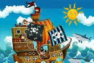 Fototapety Pirat