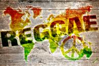 Fototapety Reggae