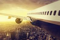 Fototapety samoloty