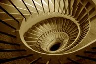 Fototapety schody
