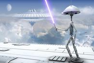 Fototapety Star Wars, Gwiezdne Wojny