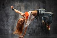 Fototapety tancerze tancerki