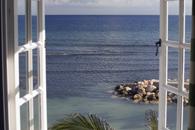 Fototapety widok z okna