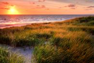 fototapety zachód słońca