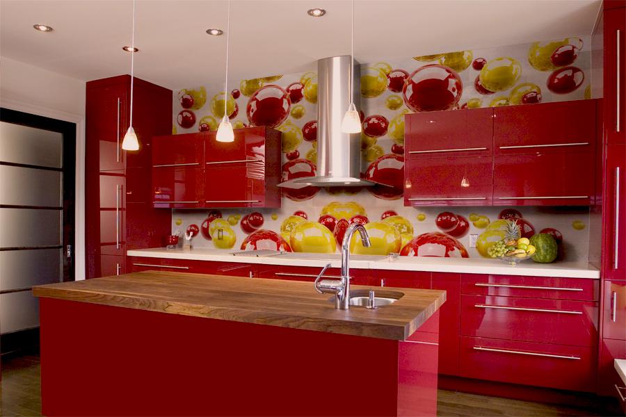 Fototapeta do kuchni w 3D