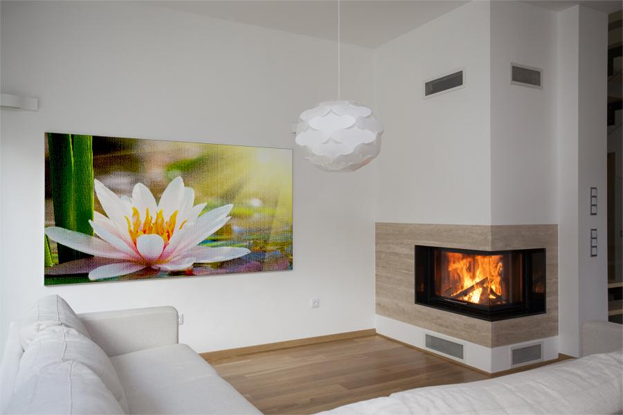Obraz - dekoracja w salonie